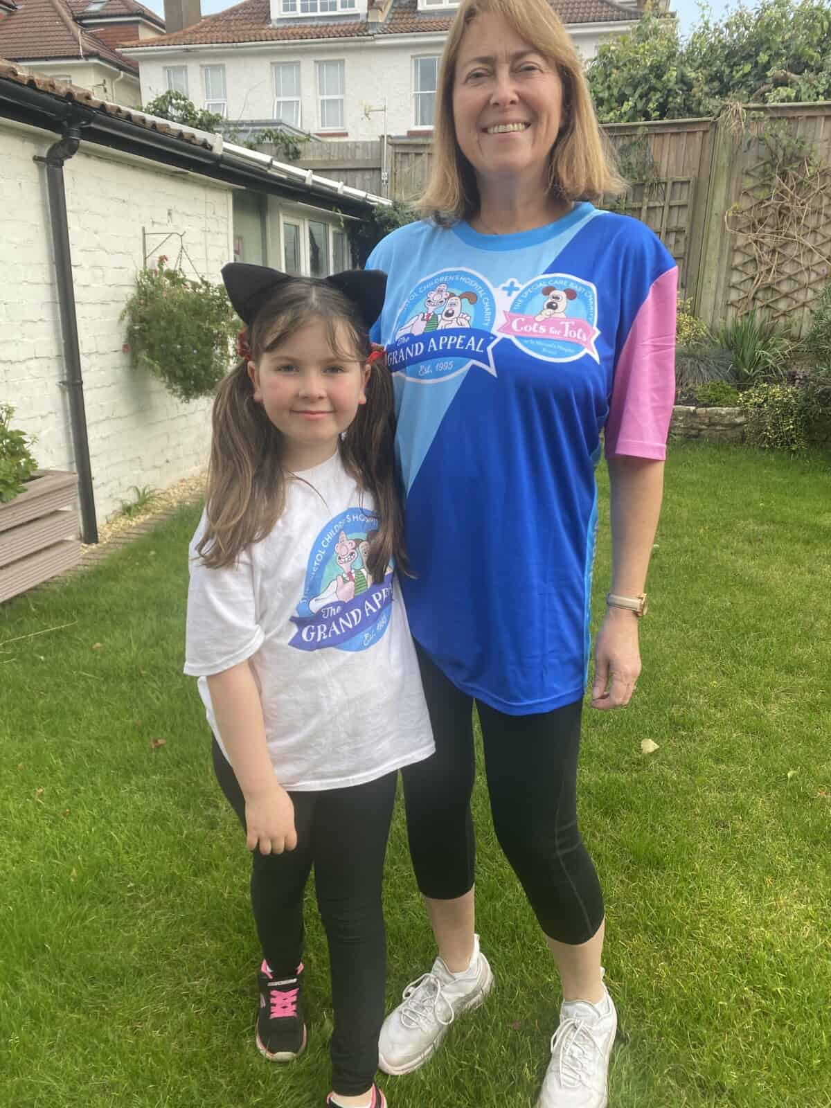 family of fundraisers